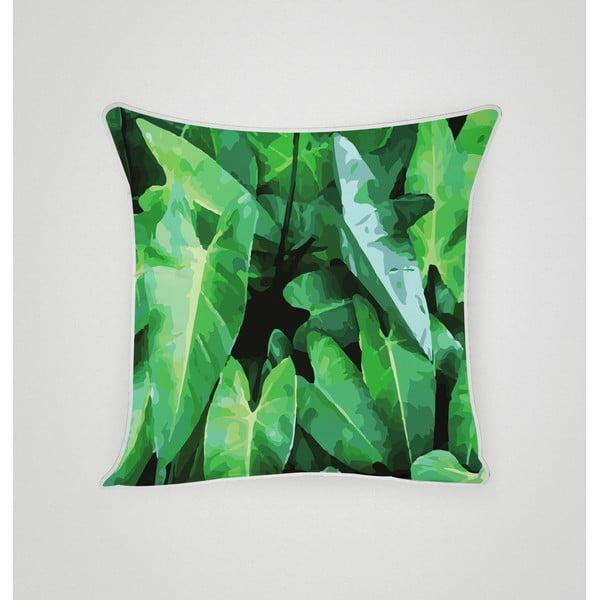 Poszewka na poduszkę Palm Leaves II, 45x45 cm