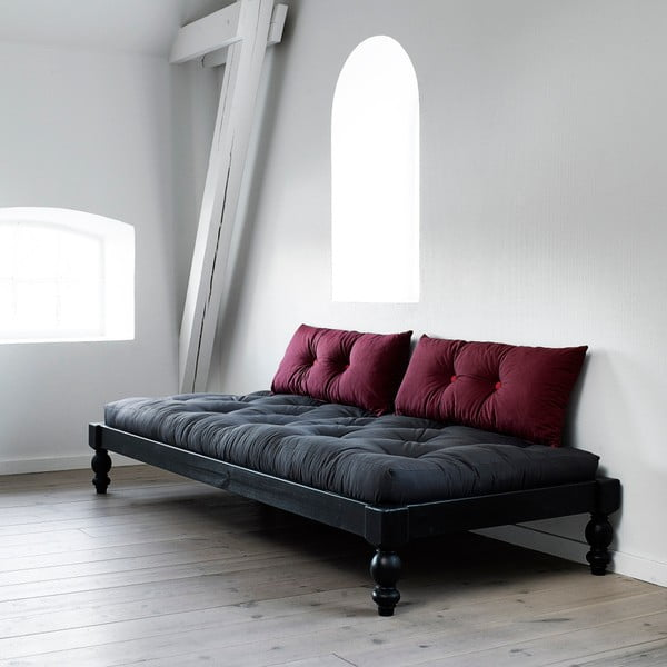 Sofa Karup Rock-O Daybed Bordeaux