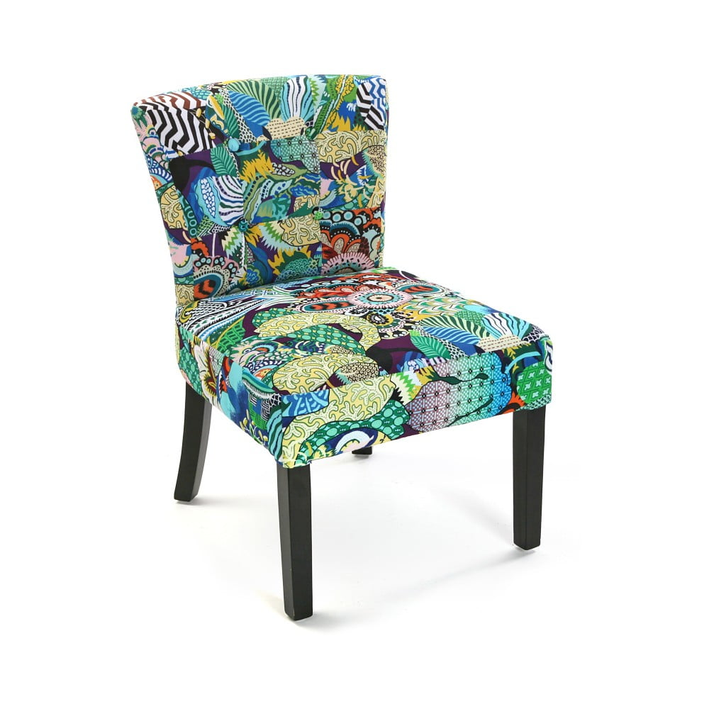 Fotel Versa Tropical Patchwork