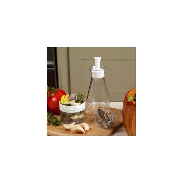 Butelka na domowe sosy i oleje Saladzinger