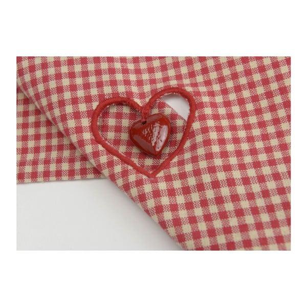 Zestaw ścierek kuchennych Coeur d´amour, 47x70 cm, 2 szt.