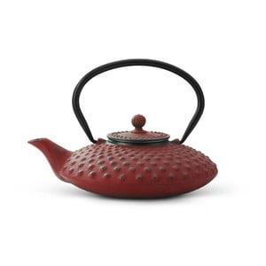 Czerwony   czajnik Bredemeijer Xilin, 0,8l