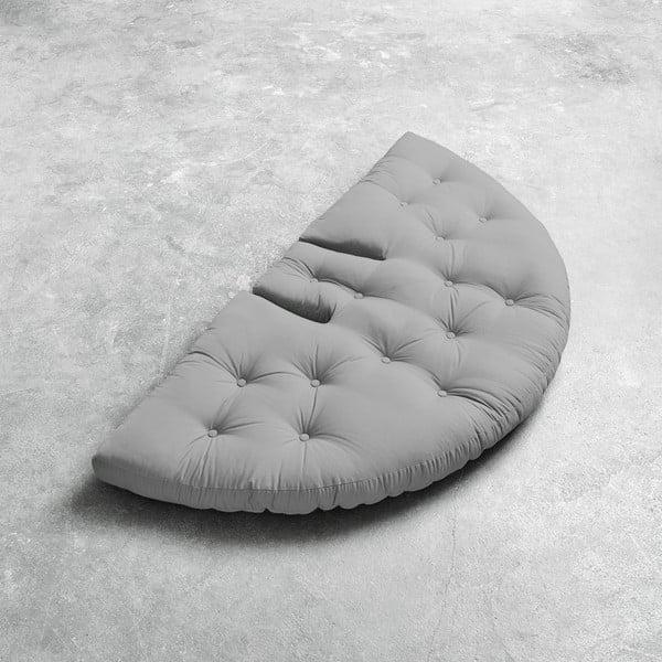 Fotel rozkładany Karup Nido Gris