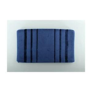 Dywanik łazienkowy U.S. Polo Assn. Charleston Dark Blue, 60x100 cm