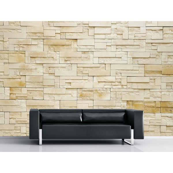 Tapeta wielkoformatowa Ściana z piaskowca, 315x232 cm