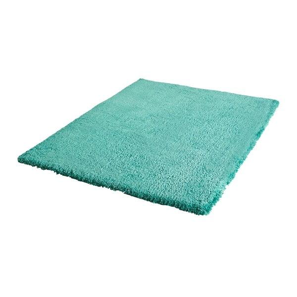 Zielony dywan wykonany ręcznie Obsession My Carnival Car Jade, 60x110 cm