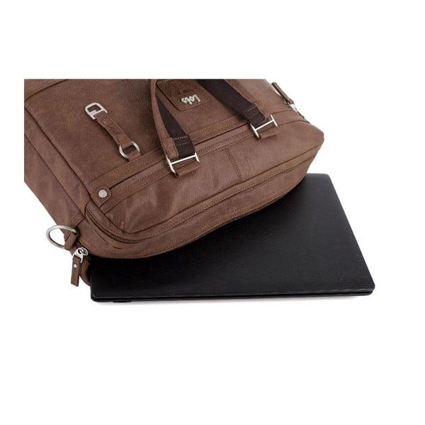 Torba na notebook Lois Brown, 40x28 cm
