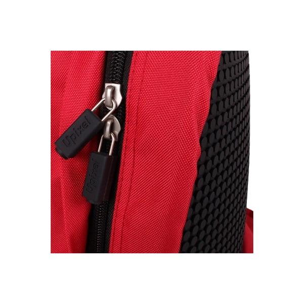 Plecak Pixelbag, szary/czarny