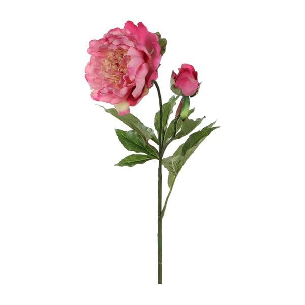 Sztuczny kwiat Peonyrose Pink, 71 cm