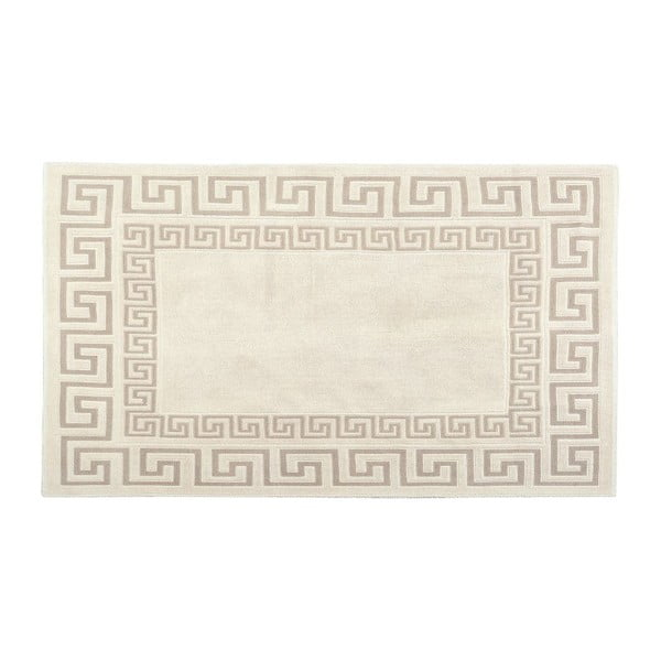 Dywan bawełniany Kanoi 120x180 cm, kremowy