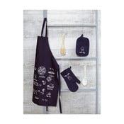Zestaw fartucha i rękawic kuchennych Florentina Fedosia