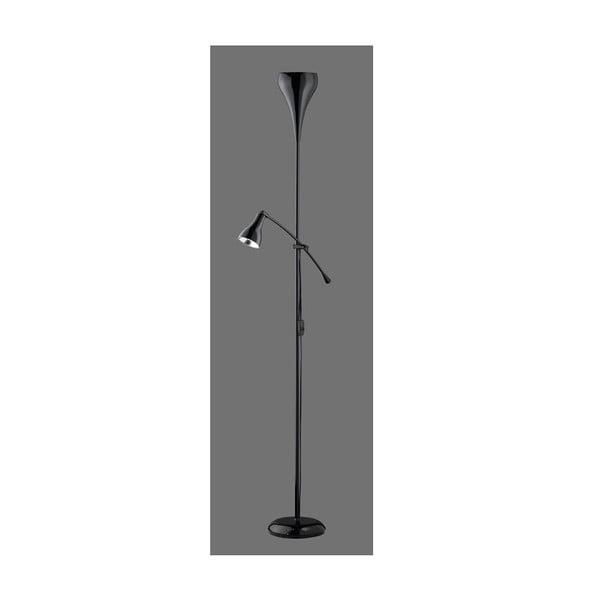 Lampa stojąca Bobby 180 cm, czarna