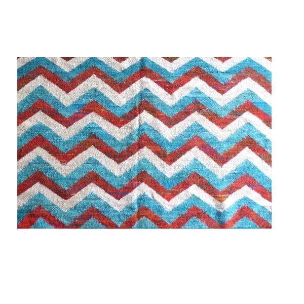 Ręcznie tkany dywan Kilim 255, 155x240 cm