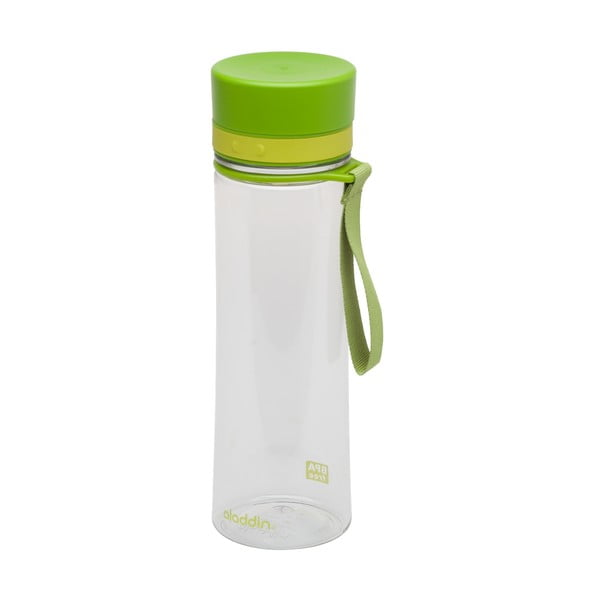 Butelka na wodę Aveo 600 ml, jasnozielona