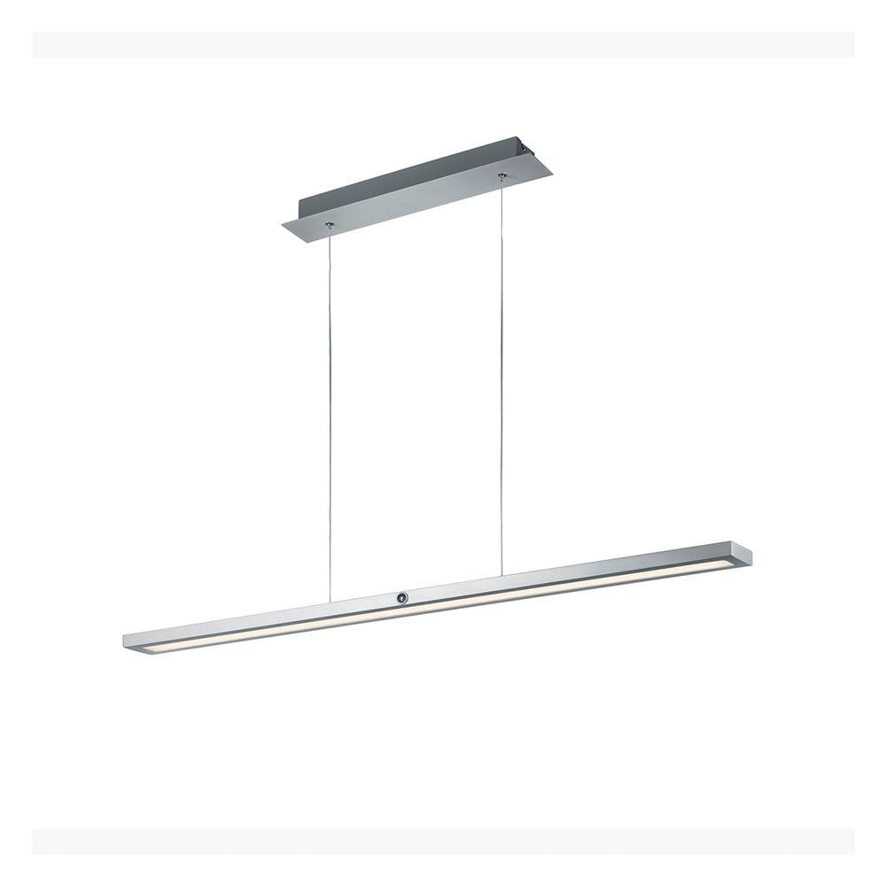 Lampa wisząca LED Trio Silas, dł. 1,15 m