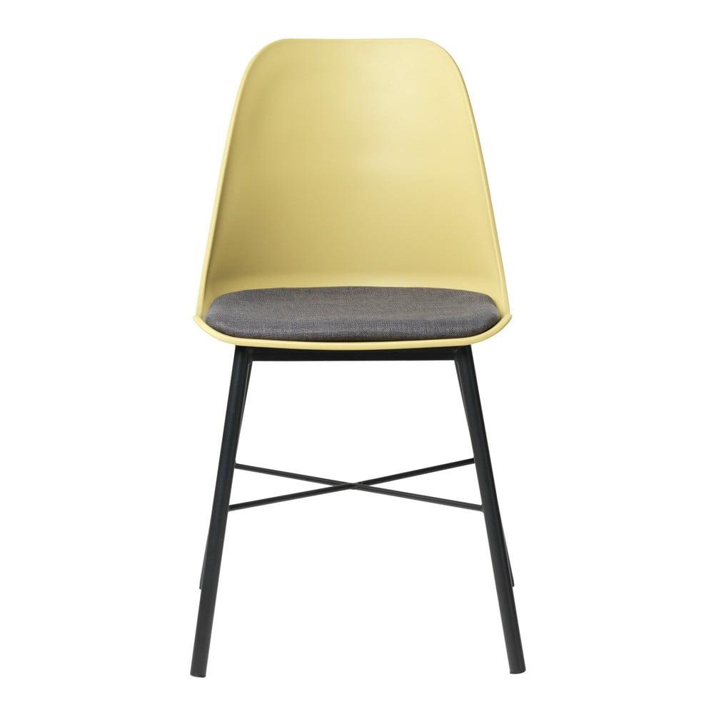 Żółte krzesło Unique Furniture Whistler