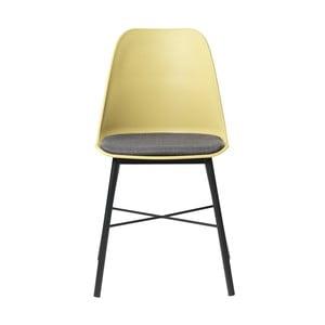 Szarożółte krzesło Unique Furniture Whistler
