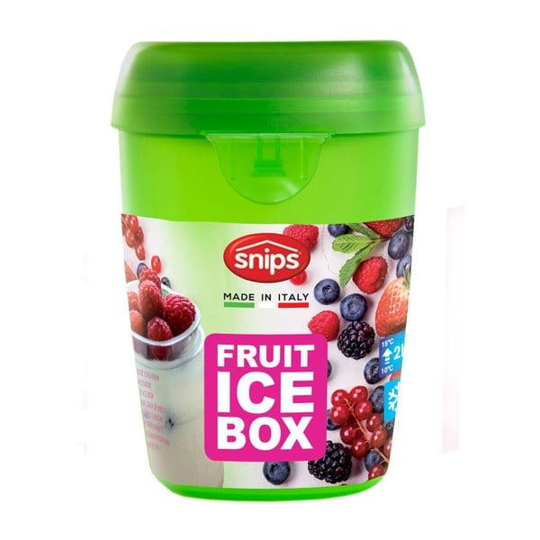 Pojemnik na owoce z wkładem chłodzącym Snips, 500ml
