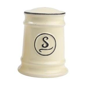 Kremowa solniczka porcelanowa T&G Woodware Pride of Place