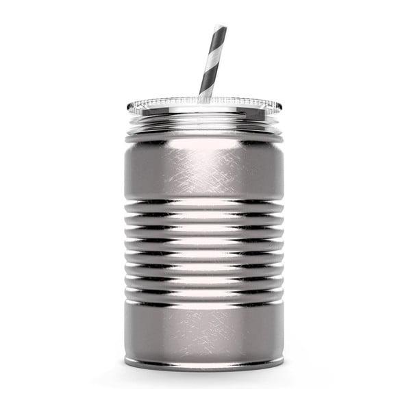 Kubek termiczny I can, srebrny