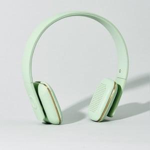 Słuchawki bezprzewodowe aHead Green