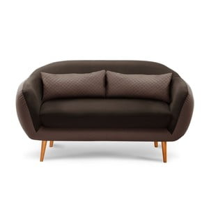 Sofa trzyosobowa Meteore Brown/Light Brown