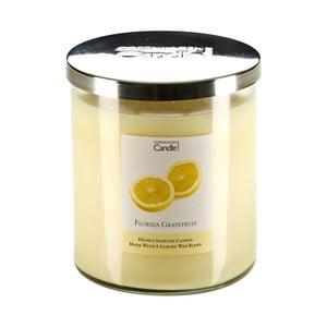 Świeczka zapachowa o zapachu grejpfrutu Copenhagen Candles Florida, czas palenia 70 godz.