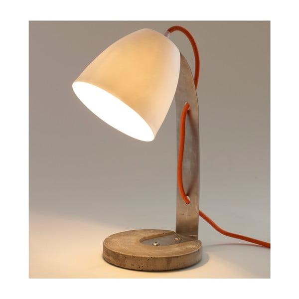 Lampa na stolik Concrete Potstand, 39 cm