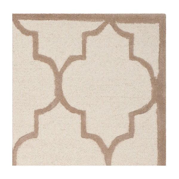 Dywan wełniany Safavieh Everly Dessert, 121x182 cm