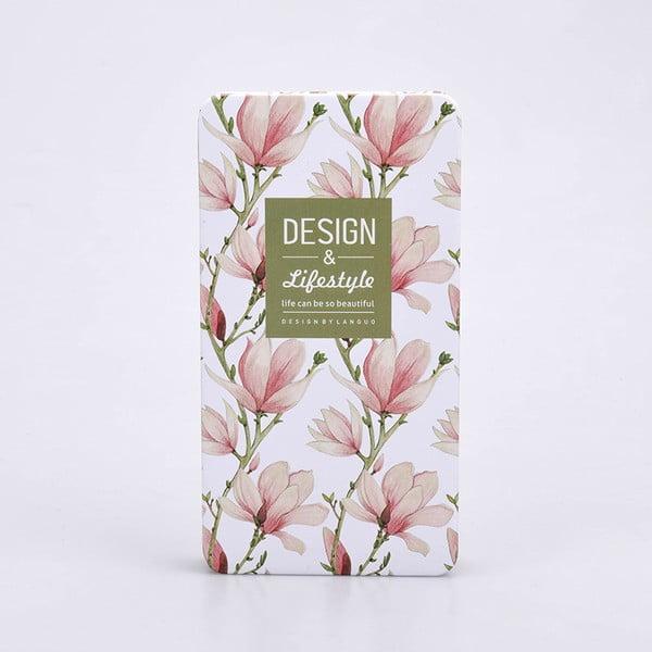 Notes Garden, różowy