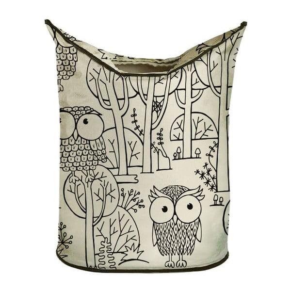 Kosz na bieliznę A Lot Of Owls