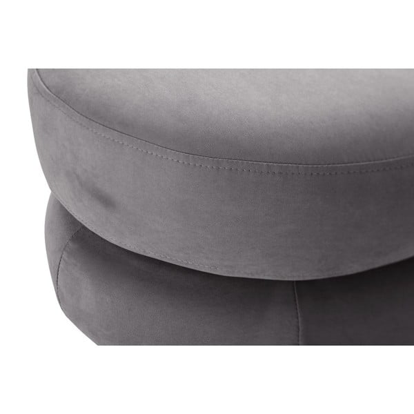 Taboret Supernova Dark Grey