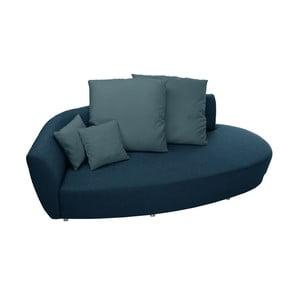 Sofa trzyosobowa z oparciem po lewej stronie Viotti Turquoise