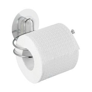 Uchwyt na papier toaletowy z przyssawką Wenko Static-Loc, do 8 kg