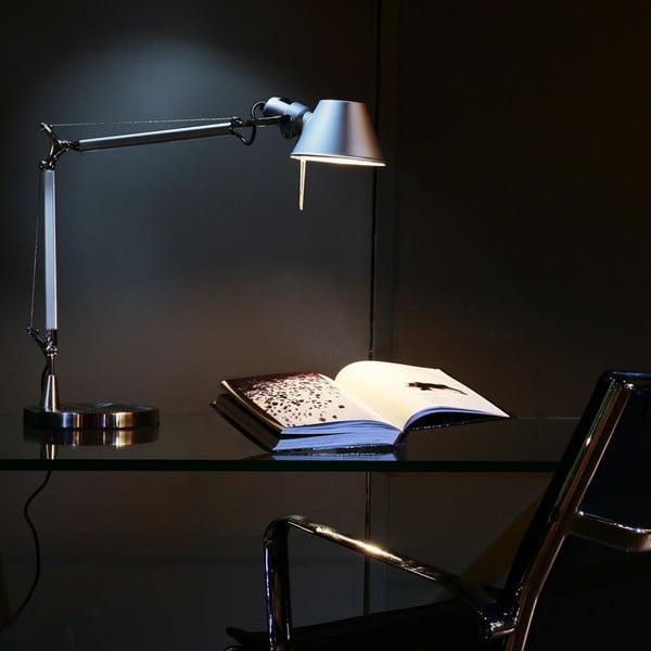Lampa stołowa Arm Aluminio