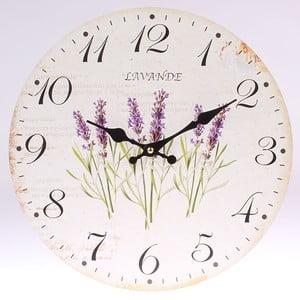 Zegar Lavande Clock