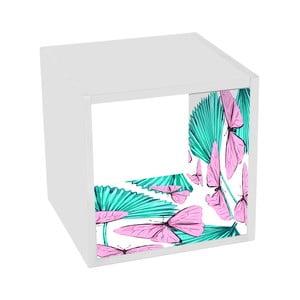 Stolik z półką Tropical Jungle