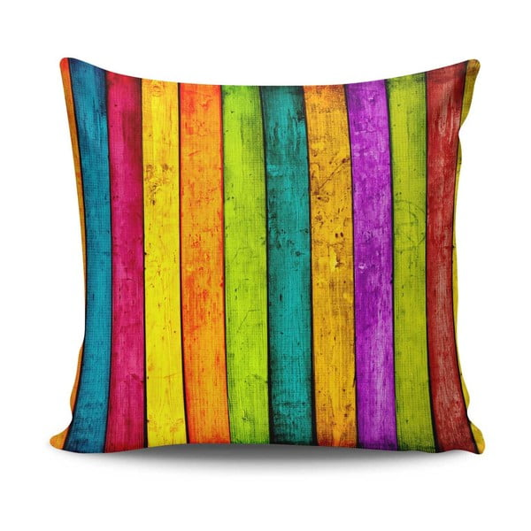 Poduszka z wypełnieniem Colors no. 2, 45x45cm