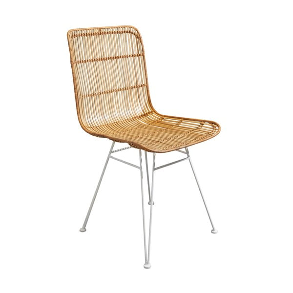 Krzesło Natura White