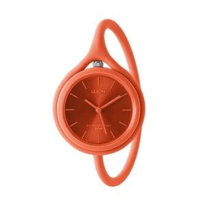 Zegarek Take Time, pomarańczowy