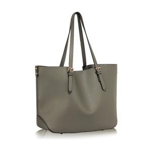 Szara torebka L&S Bags Shopper