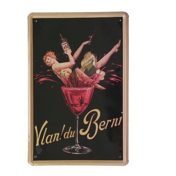 Tablica Vlan Du Verni, 20x30 cm
