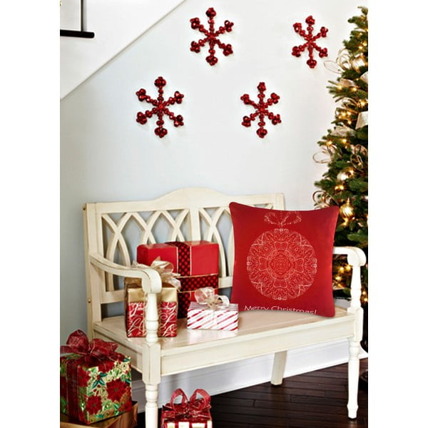 Poszewka Christmas V24, 45x45 cm
