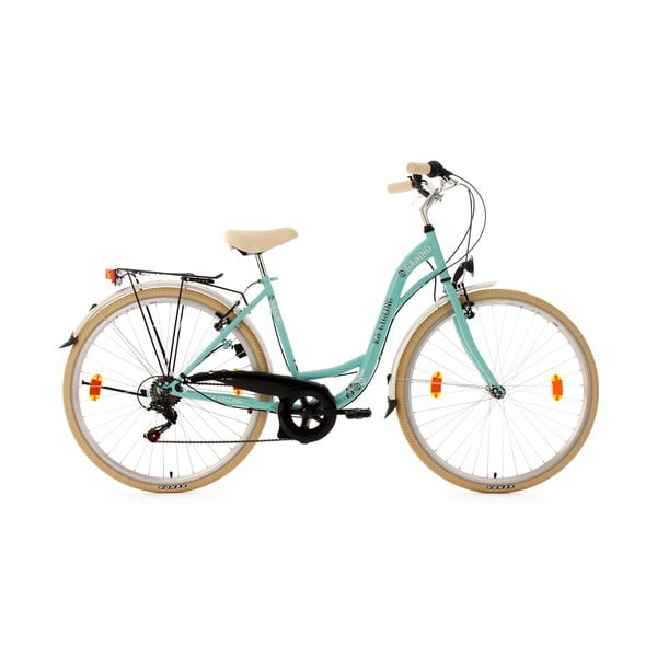Damski rower City Bike Casino Green, 28""