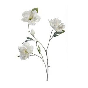 Sztuczny kwiat Ciemiernik, biały