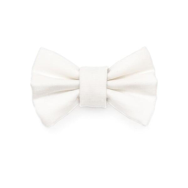 Mucha dla psa Funky Dog Bow Ties, roz. L, biała