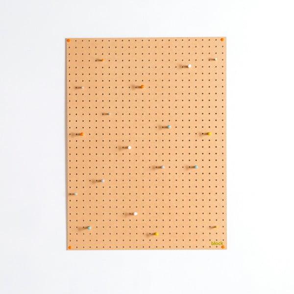 Wielofunkcyjna tablica Pegboard 61x81 cm, naturalny kolor