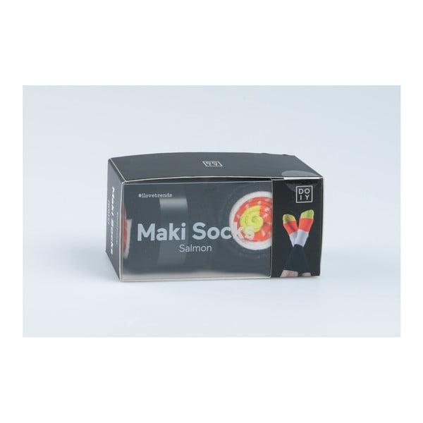 Skarpetki DOIY Maki Socks Salmon