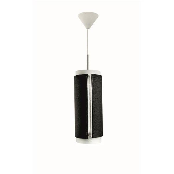 Lampa wisząca Zip Star Medium, czarna