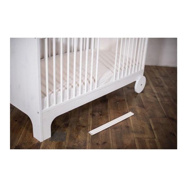Łóżeczko dziecięce Crib Lumy White
